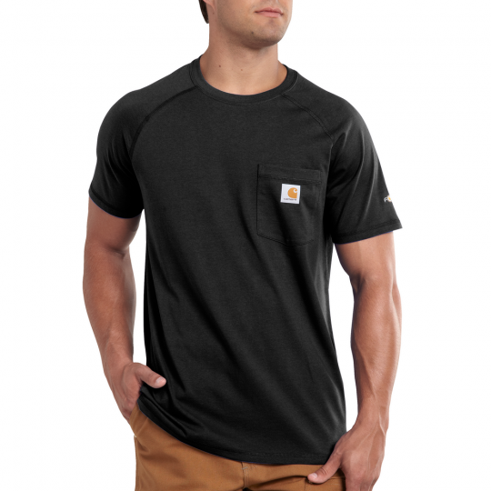 e920f21b Men's Force Cotton Delmont Short Sleeve T Shirt at The Workwear ...