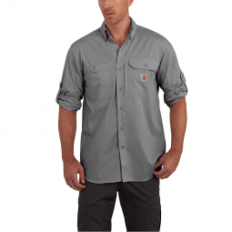 Men Shirts Long Sleeve At The Workwear Store Carhartt And