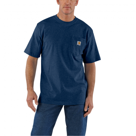 95bf466f1982 Men's Workwear Pocket Short Sleeve T Shirt at The Workwear Store ...