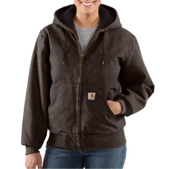 0a53acaece28 Women s Sandstone Active Jac at The Workwear Store  Carhartt and ...